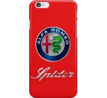 ALFA ROMEO SPIDER iPhone Case/Skin