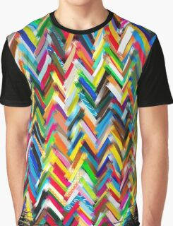 colorfull chevrons Graphic T-Shirt