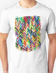 colorfull chevrons T-Shirt