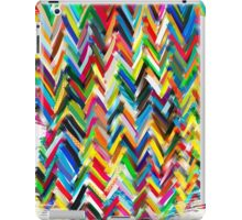 colorfull chevrons iPad Case/Skin
