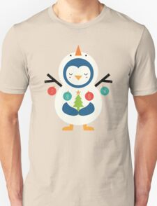 Snow Penguin Unisex T-Shirt