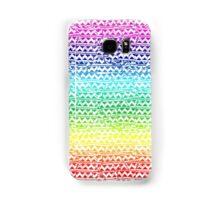 mosaic stripes Samsung Galaxy Case/Skin