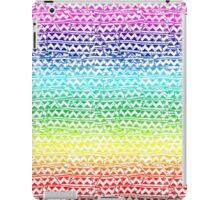 mosaic stripes iPad Case/Skin