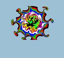 Dizzy Swirly Fractal Abstract Unisex T-Shirt