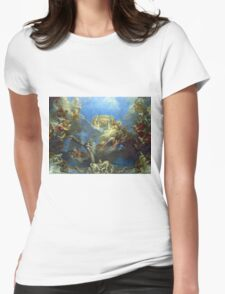 Priceless Art In Versailles II Womens Fitted T-Shirt