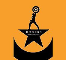 Rogers - The Musical T-Shirt