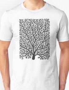 Black Fan Coral T-Shirt