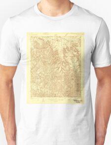 USGS TOPO Map Alabama AL Barton 305450 1926 48000 T-Shirt