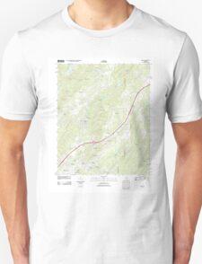 USGS TOPO Map Alabama AL Argo 20110921 TM T-Shirt
