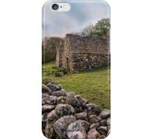 Old Barns - Snowdonia iPhone Case/Skin