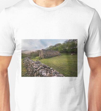 Old Barns - Snowdonia Unisex T-Shirt