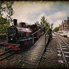 Alston Station by eddiej
