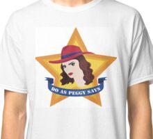Miss Union Jack Classic T-Shirt
