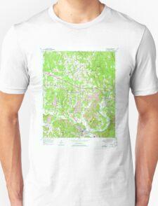 USGS TOPO Map Alabama AL Cordova 303584 1949 24000 T-Shirt