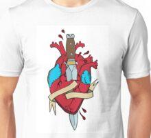 Heart & Dagger Unisex T-Shirt