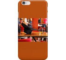 A Cowboy Bar iPhone Case/Skin