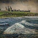 Dunstanburgh  Castle by eddiej