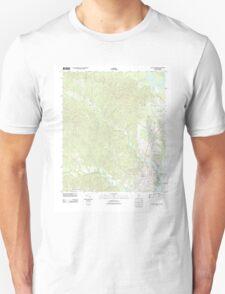 USGS TOPO Map Alabama AL Eufaula North 20110921 TM T-Shirt
