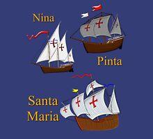Nina, Pinta and Santa Maria T-shirt & leggings only T-Shirt
