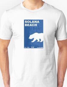 Solana Beach. T-Shirt