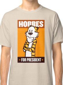 Hobbes For President Classic T-Shirt