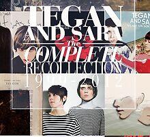 Tegan and Sara Discography by carmanfung