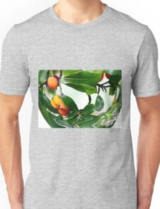 The Fruit Bowl - Abstract Unisex T-Shirt