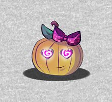 Cute and girly pumpkin  Zipped Hoodie