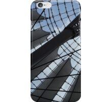 futuristic construction 1 iPhone Case/Skin