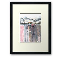 By Rothes 2, Moray, Scotland - 2011 Framed Print