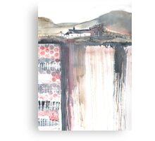 By Dufftown 5, Moray, Scotland - 2011 Canvas Print