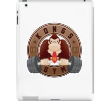 Kongs Gym (1/1) iPad Case/Skin