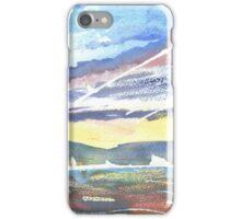 Burghead Bay 3, Moray Scotland - 2011 iPhone Case/Skin