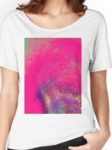 psychedelic barbie Women's Relaxed Fit T-Shirt
