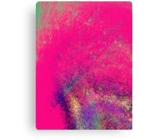 psychedelic barbie Canvas Print