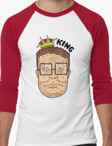 Just Can't Wait To Be King Men's Baseball ¾ T-Shirt