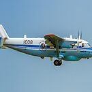 PZL Mielec M28B Bryza-1R 1008 by Colin Smedley