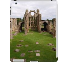 Elgin Cathedral (1) iPad Case/Skin