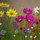 Spring Wild Flowers  by maggie326