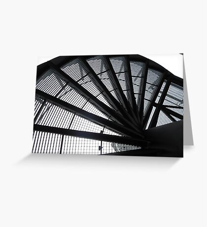 Stair Greeting Card