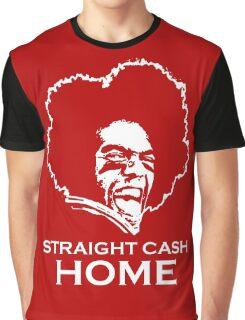 Straight Cash Graphic T-Shirt