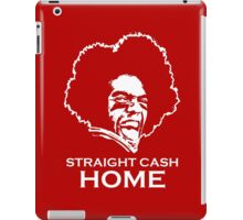 Straight Cash iPad Case/Skin