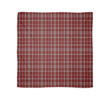 00713 University of Alabama Tartan Scarf