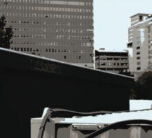 Urban Skyline Sticker