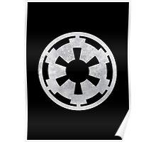 Imperial Crest Logo Poster