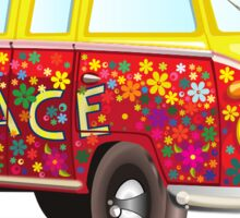 peace Volkswagen Sticker