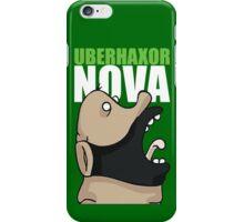 UBERHAXORNOVA scream iPhone Case/Skin