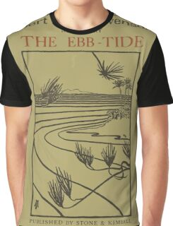 Artist Posters Robert Louis Stevenson's new story The Ebb Tide 1 0720 Graphic T-Shirt