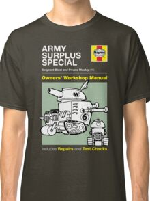 Haynes Manual - Army Surplus special - T-shirt Classic T-Shirt