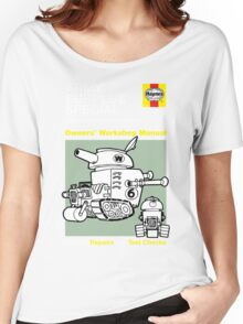 Haynes Manual - Army Surplus special - T-shirt Women's Relaxed Fit T-Shirt